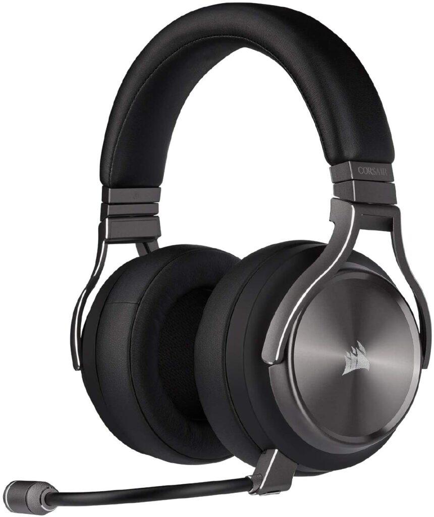 Corsair Virtuoso RGB Wireless SE, Headset, Gaming Headset